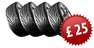 Full wheel alignment only £25!